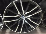 Диски новые дубликат R21/5/112 BMW — X5 за 450 000 тг. в Алматы