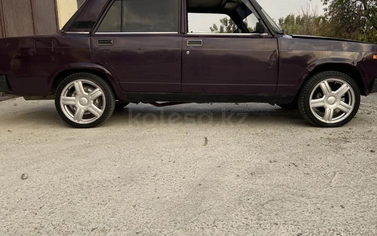 ВАЗ (Lada) 2107 2002 года за 800 000 тг. в Шымкент