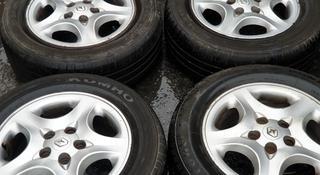 Комплект дисков с резиной от Renault за 100 000 тг. в Алматы