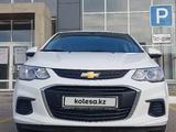 Chevrolet Aveo 2018 года за 6 300 000 тг. в Усть-Каменогорск