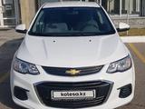 Chevrolet Aveo 2018 года за 6 300 000 тг. в Усть-Каменогорск – фото 2