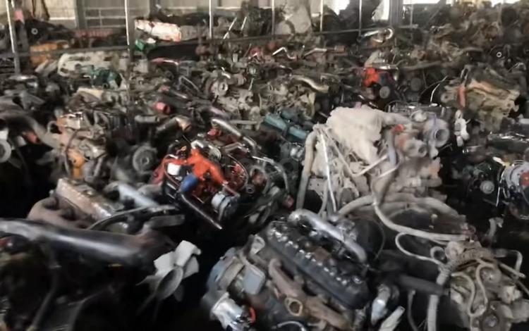 Двигателя контрактные в Павлодар