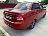 ВАЗ (Lada) Priora 2170 (седан) 2009 года за 1 500 000 тг. в Уральск – фото 5