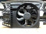 Диффузор с вентилятором VW Polo 09-17 гг за 888 тг. в Караганда – фото 4