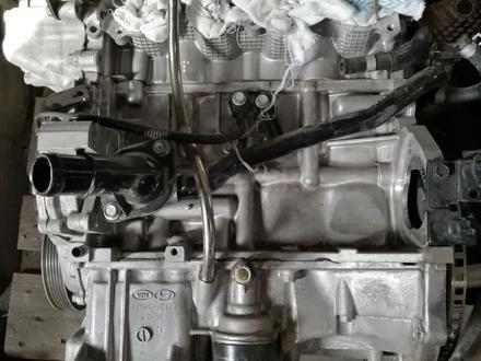 Двигатель. ДВС. Hyundai Kia 1.4 G4LC за 400 000 тг. в Караганда