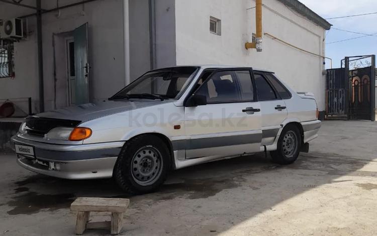 ВАЗ (Lada) 2115 (седан) 2003 года за 800 000 тг. в Кызылорда