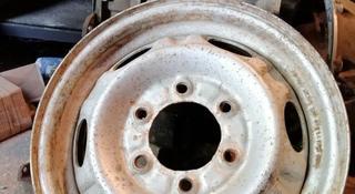 Диски железные на Ниссан пикап, мицубиси паджеро за 5 000 тг. в Актобе