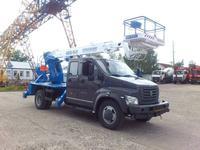 ГАЗ  АГП ВИПО-18 ГАЗ-С42 2020 года в Алматы