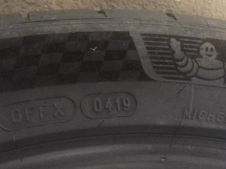 Франция 2019г 275/40 r22 Michelin pilot sport 4 suv за 132 500 тг. в Алматы – фото 4