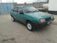 ВАЗ (Lada) 2109 (хэтчбек) 2000 года за 600 000 тг. в Шымкент