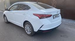 Hyundai Accent 2020 года за 7 150 000 тг. в Нур-Султан (Астана) – фото 5