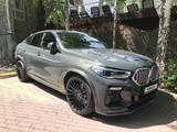 BMW X6 2021 года за 56 000 000 тг. в Алматы – фото 2