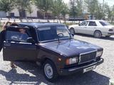 ВАЗ (Lada) 2107 2008 года за 750 000 тг. в Кызылорда – фото 2