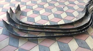 Бампер задний нижняя часть. (Губа заднего бампера) за 16 500 тг. в Алматы