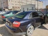 Audi A4 2002 года за 2 600 000 тг. в Актау