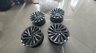 Комплект новых дисков r18 5*114.3 за 190 000 тг. в Нур-Султан (Астана)