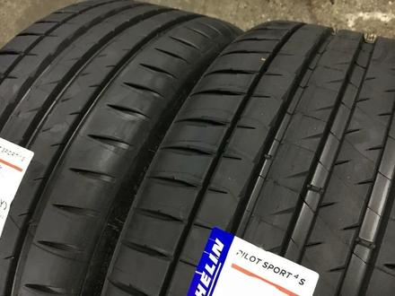 245-40-18 перед и зад 265-35-18 Michelin Pilot Sport 4s за 78 750 тг. в Алматы