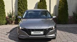 Hyundai Elantra 2021 года за 10 966 000 тг. в Алматы