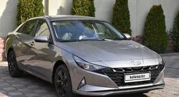Hyundai Elantra 2021 года за 10 966 000 тг. в Алматы – фото 3