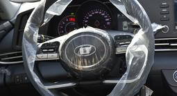 Hyundai Elantra 2021 года за 10 966 000 тг. в Алматы – фото 5
