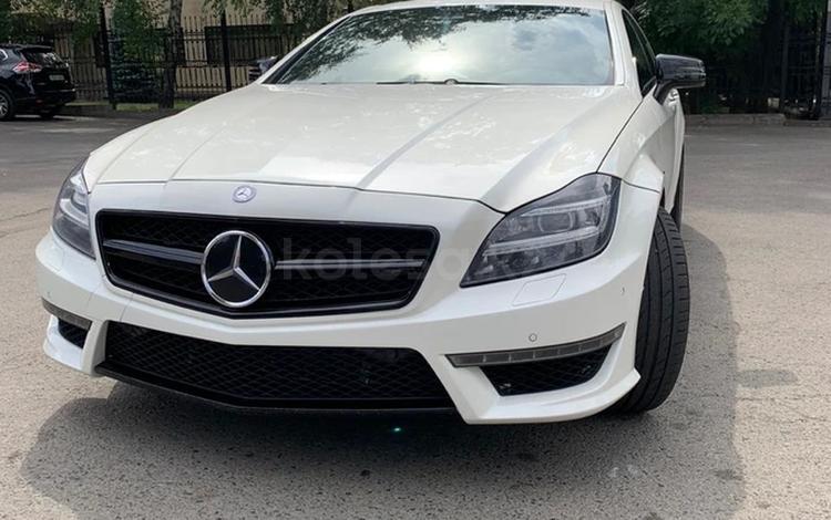 Mercedes-Benz CLS 500 2013 года за 12 200 000 тг. в Алматы