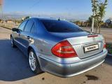 Mercedes-Benz E 350 2005 года за 3 400 000 тг. в Алматы – фото 4