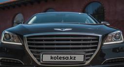 Hyundai Genesis 2019 года за 15 000 000 тг. в Алматы – фото 4