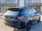 Land Rover Range Rover Sport 2019 года за 50 339 000 тг. в Алматы – фото 4