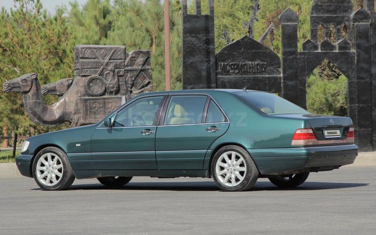 Mercedes-Benz S 320 1997 года за 6 700 000 тг. в Шымкент