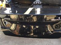 Крышка багажника camry 50 бу оригенал за 140 000 тг. в Караганда