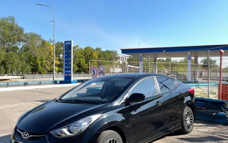 Hyundai Elantra 2014 года за 5 700 000 тг. в Караганда