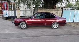 BMW 525 1990 года за 1 100 000 тг. в Шу – фото 4
