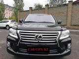 Lexus LX 570 2012 года за 22 900 000 тг. в Нур-Султан (Астана)