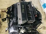 Контрактный двигатель M54 B22 на BMW E39 объём 2.2 литра… за 270 000 тг. в Нур-Султан (Астана) – фото 5
