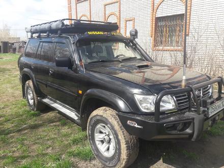 Nissan Patrol 2004 года за 7 290 000 тг. в Костанай