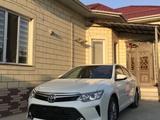 Toyota Camry 2016 года за 11 400 000 тг. в Шымкент