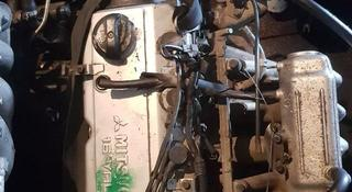 Митсубиси Каризма, Двигатель, каропка, с навесным всё есть, Привазной за 1 234 тг. в Алматы
