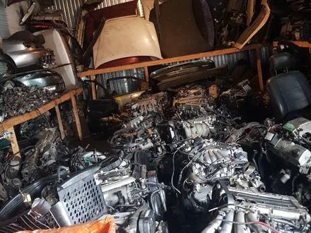 Митсубиси Каризма, Двигатель, каропка, с навесным всё есть, Привазной за 1 234 тг. в Алматы – фото 5