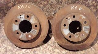 Диск тормозной передний на Mazda Xedos 6, Cronos (1995 год)… за 6 000 тг. в Караганда
