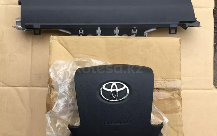 Toyota Land Cruiser 200 подушка SRS в руль за 150 500 тг. в Алматы