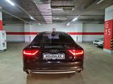 Audi A7 2013 года за 12 000 000 тг. в Алматы – фото 5