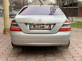 Mercedes-Benz S 500 2006 года за 6 000 000 тг. в Шымкент – фото 5