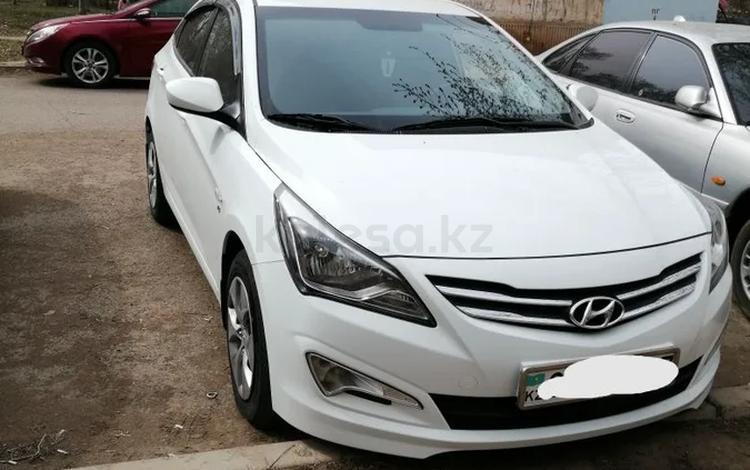 Hyundai Accent 2015 года за 4 300 000 тг. в Уральск