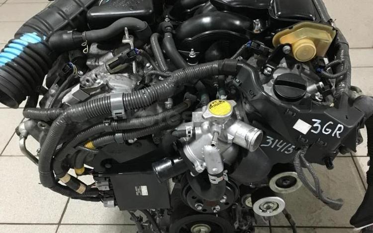 Двигатель Lexus gs300 3gr-fse 3.0л 4gr-fse 2.5л за 75 177 тг. в Алматы