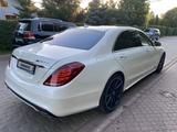 Mercedes-Benz S 500 2014 года за 21 700 000 тг. в Алматы – фото 4