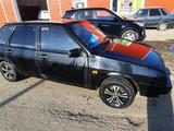 ВАЗ (Lada) 2109 (хэтчбек) 2000 года за 600 000 тг. в Актобе – фото 4