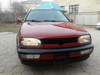 Volkswagen Golf 1993 года за 1 350 000 тг. в Алматы