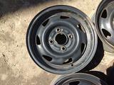 Оригинальные металлические диски на Ford Fiesta (R13 4*108 ЦО63.4 за 20 000 тг. в Нур-Султан (Астана) – фото 4
