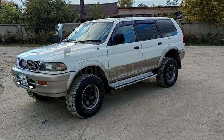 Mitsubishi Challenger 1996 года за 3 000 000 тг. в Усть-Каменогорск
