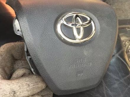Airbag руля camry 50 se Америка за 55 000 тг. в Алматы – фото 3